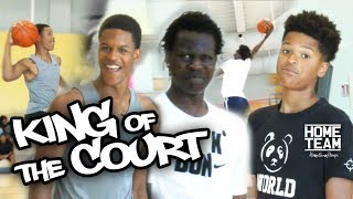 "Shareef O'Neal, Bol Bol, Shaqir O'Neal 1 on 1 Game ""King of the Court"" 
