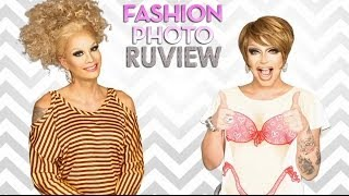 RuPaul's Drag Race Fashion Photo RuView with Raja and Raven - Episode 10