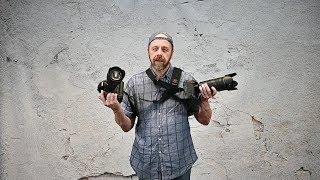 Comparing Camera Straps - The BlackRapid Sport vs the Peak Design Slide