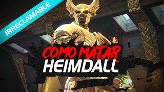 Como Matar a Heimdall en Irreclamable | Marvel Contest of Champions