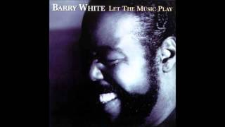 Barry White - Baby, We  Betterr Try To Get It Together