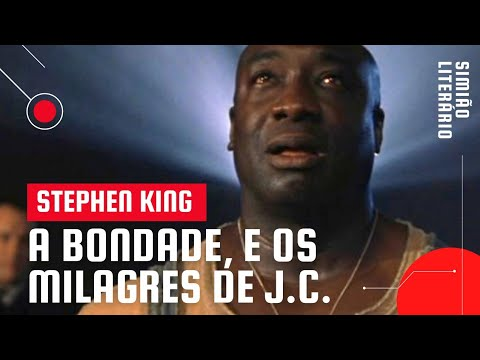 UMA DAS MELHORES ADAPTAÇÕES DE STEPHEN KING - À ESPERA DE UM MILAGRE | SIMIÃO LITERÁRIO