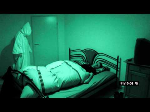 """""""Paranormal Activity 3"""" - Official Trailer [2011 HD] - Parodie"""