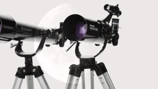Celestron PowerSeeker 70 mm AZ Refractor w/ Alt-Az Mount - 21036