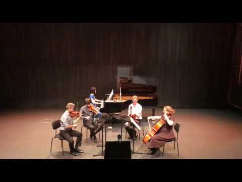 Piano Quintet No.2 premiered at the New Music for Strings Festival 2019, Iceland.