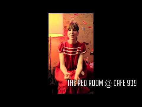 Artist Interview with Rosie Thomas- The Red Room @ Cafe 939