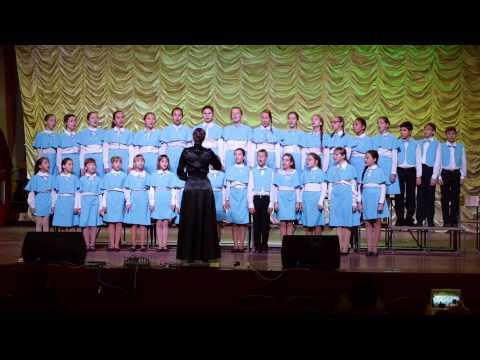 детский хор Свято-Казанского храма
