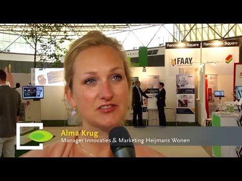 Interview met Alma Krug