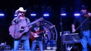 Mark Chesnutt & New South Band  7 10 2015 Gonna Get A Life.