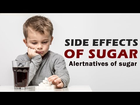 Side Effects and Causes of Sugar | Healthfolks