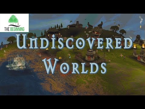 Populous: The Beginning Undiscovered Worlds | Level 1 - Aftermath (Single Player)