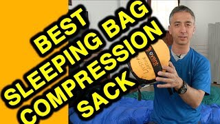 Best Sleeping Bag Compression Sack for Backpackers - Review Sea Summit eVent