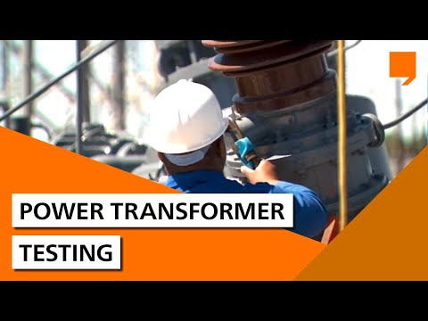 Testing Power Transformers