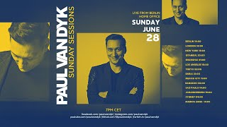 Paul van Dyk - Live @ Sunday Sessions #16 2020