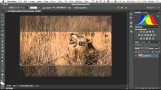 How To Create A Facebook Cover Photo In Photoshop CS6