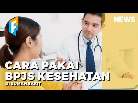 Cara Berobat Menggunakan BPJS Kesehatan di Rumah Sakit!