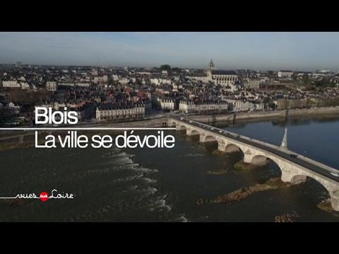 Vues sur Loire : Blois, la ville se dévo