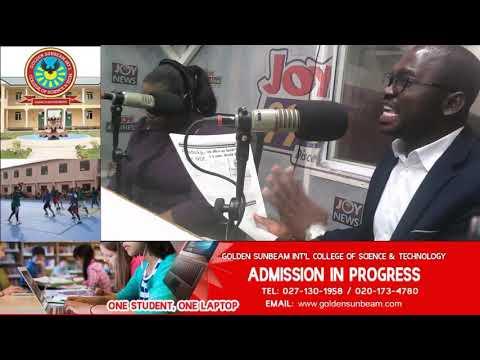 Newspaper Review - #JoySMS on Joy FM (2-10-18)