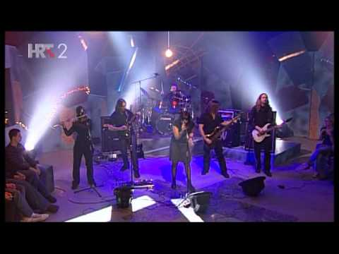 Ashes You Leave - Song of the lost (Live@Garaza TV show, 2010)