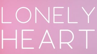 Dragonette - Lonely Heart (Official Lyric Video)