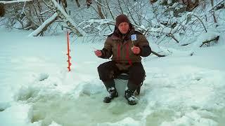 Техника ловли зимой на мормышку