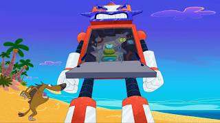 Zig & Sharko 🤖ROBOT ZIG🤖 Full Episodes in HD