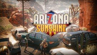MY FIRST VR STREAM - Arizona Sunshine