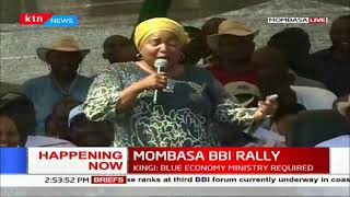 Senators and MPs across the country address MOMBASA BBI RALLY