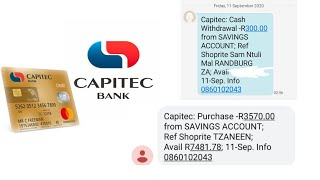 Capitec Bank Clients Monies Vanish From Their Accounts And This Is What The Bank Had To Say
