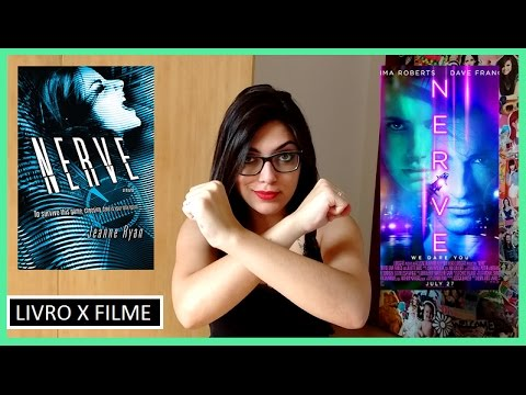 Livro x Filme EP2: Nerve | Bruna Fazio