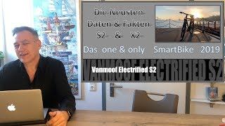 VanMoof Electrified S 2  & X 2 - Review - Tutorial - Bluetooth Stealth Lock - deutsch