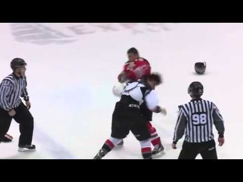 Yanick Turcotte vs Justin Doucet
