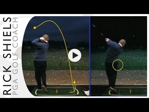 GOLF HOOK SIMPLE FIX LESSON