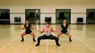 Buttons - The Pussycat Dolls | The Fitness Marshall | Dance