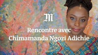REPLAY   Rencontre Avec Chimamanda Ngozi Adichie