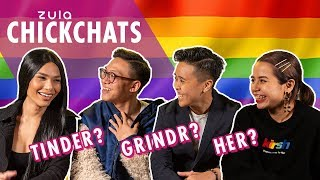 Dating in the LGBTQ+ Community | ZULA ChickChats | EP 74
