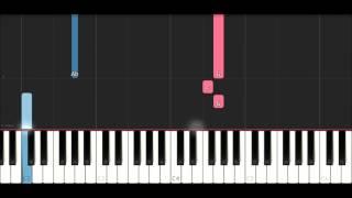 Halsey ft Quavo - Lie (SLOW EASY PIANO TUTORIAL)