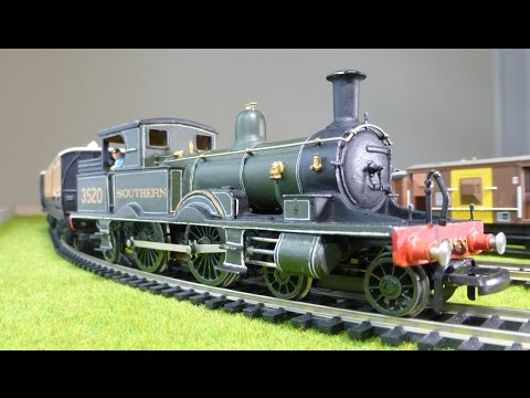 LSWR 415 Adams Radial Tank Locomotive 00 gauge