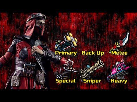 Pixel Gun 3D - Bleeding Weapons Gameplay
