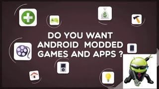 Where to download hacked mod apk Android games for free
