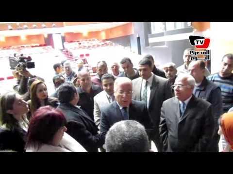 «النمنم والغضبان» يتفقدان تطوير المركز الثقافي ببورسعيد