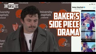 BAKER MAYFIELD'S SIDE PIECES