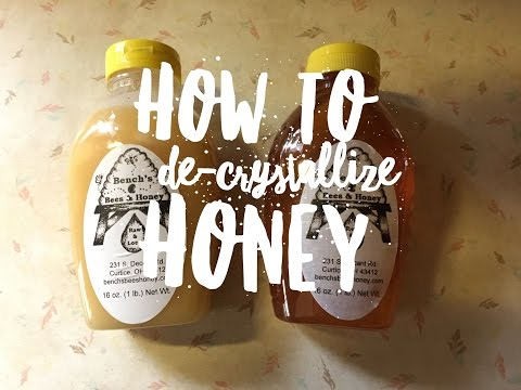 , title : 'How to De-Crystallize Honey