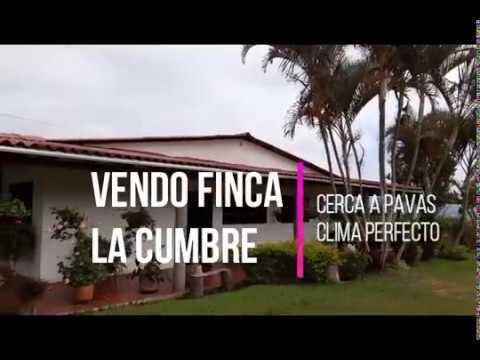 Fincas y Casas Campestres, Venta, La Cumbre - $250.000.000