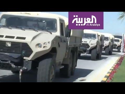 العرب اليوم - انطلاق تمرين مركز القيادة ضمن