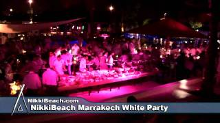 Nikki Beach Marrakech White Party 2009