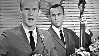 The Smothers Brothers   I Talk To The Trees  / Dance, Boatman, Dance - The Judy Garland Show