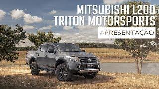 Mitsubishi L200 Triton Motorsports - Apresentação
