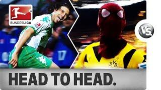 Aubameyang vs. Pizarro - Goal-Getters Go Head-to-Head