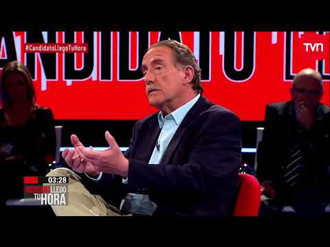 Candidato llegó tu hora - Eduardo Artés   T1E5